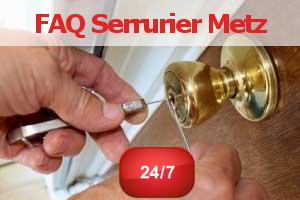 FAQ Serrurier Metz